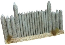 Wooden Wall - Gate